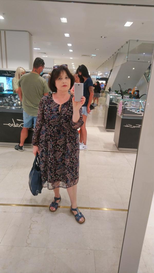 Selfie pour un anniversaire