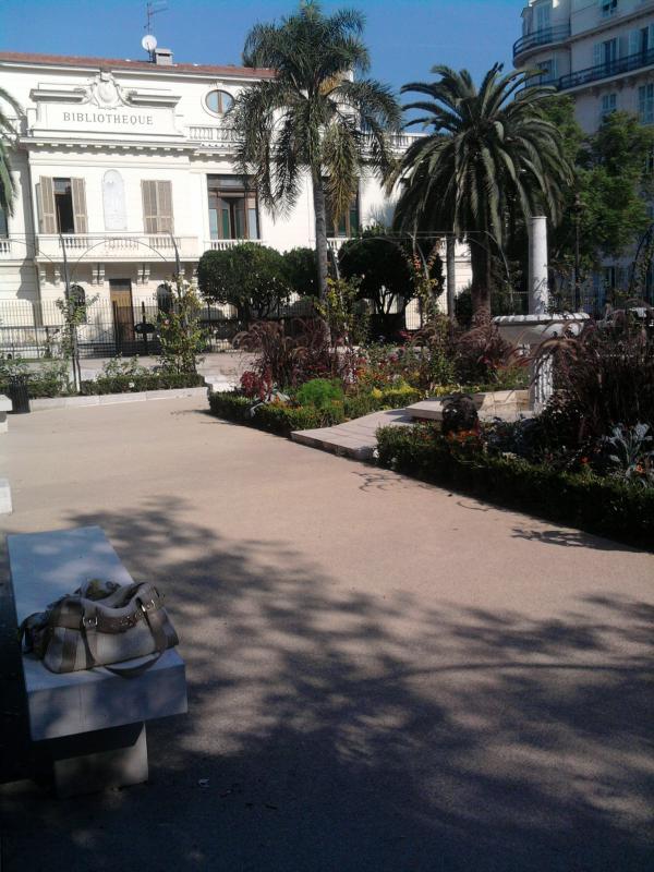 Mon deuxième parc préféré à Nice (1)