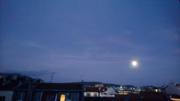 C'est la Lune pleine