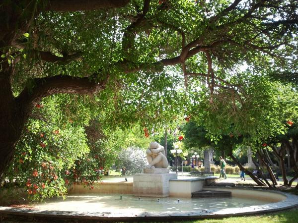 Jardin à Nice