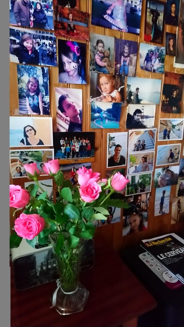 L'anniversaire de Rowen Valentina
