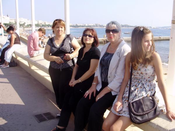 Mini-excursion à Cannes