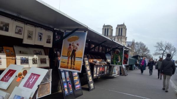 Deux jours à Paris (2)