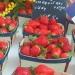 La fraise locale