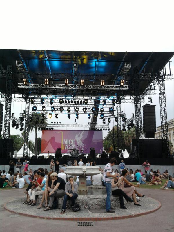 Festival du jazz (8-12 Juillet)